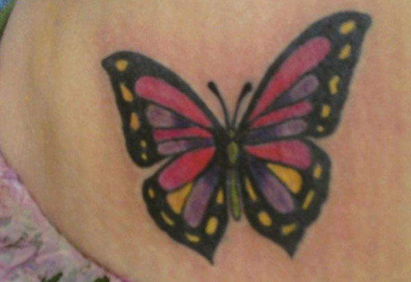 butterfl 20 Sweet Designs For Butterfly Tattoos