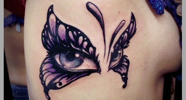 9290b7a396b79 20 Butterfly Tattoos You Should Check Out