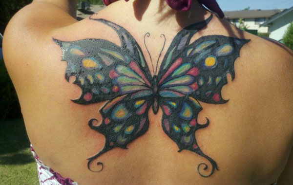tattoos 20 Sweet Designs For Butterfly Tattoos