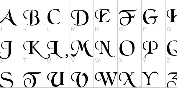 25 Top Calligraphy Fonts