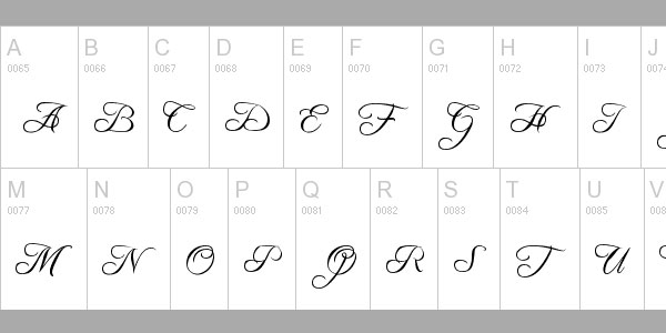 freebooter script 25 Best Calligraphy Fonts