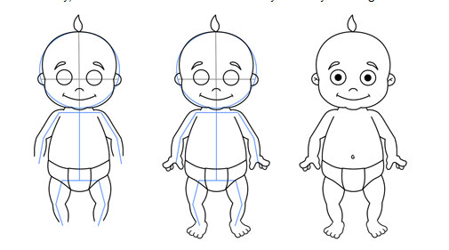 Learn How To Draw Cartoon People 15 Top Tutorials Design Press