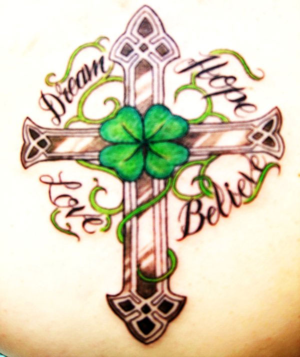 celtic cross 20 Awesome Celtic Tattoos