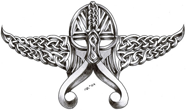 Viking Tattoo Designs