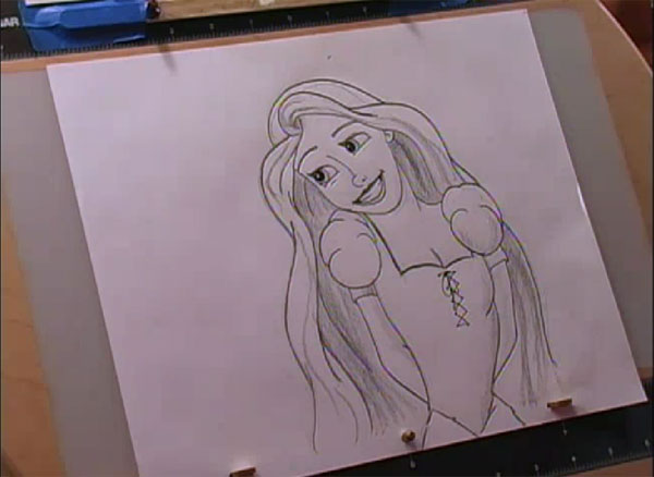 draw chibi rapunzel 10 Best Resources Teaching How To Draw A Chibi