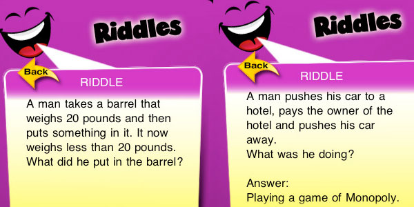 Funny 500 - Riddles Lite
