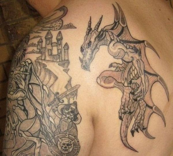 Darkempie's tattoo