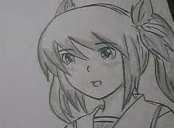 draw anime girl 15 Tutorials On How To Draw Anime