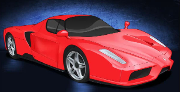 draw a ferrari 15 Nice Resources On How To Draw A Car