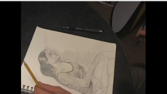 draw people portraits 10 Videos Showing How To Draw People
