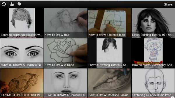 real faces 10 Videos Showing How To Draw People