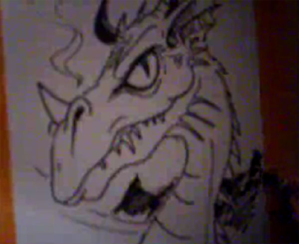 drawing dragon 15 Best Tutorials On How To Draw A Dragon