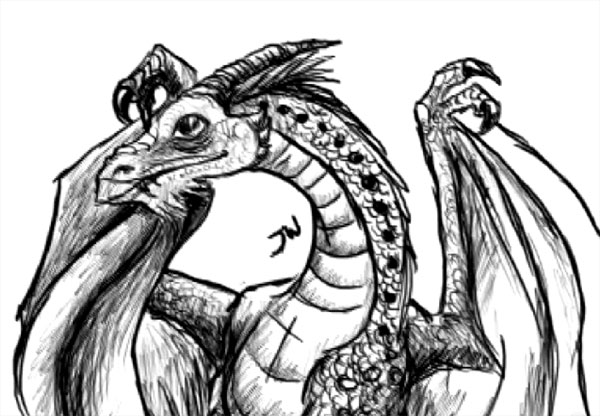 photoshop dragon 15 Best Tutorials On How To Draw A Dragon