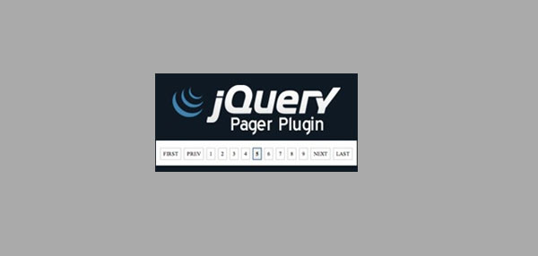 JQuery Pager Plugin