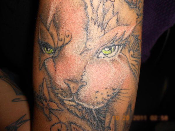 cat 20 Awesome Tattoo Ideas For Girls