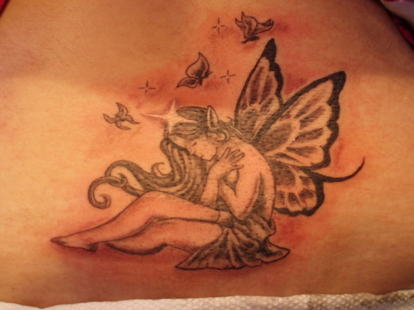 fairy 20 Awesome Tattoo Ideas For Girls