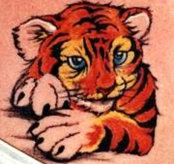 lion tattoo 25 Impeccable Tattoos For Girls