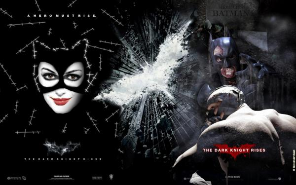 Batman, The Dark Knight Rises wallpapers