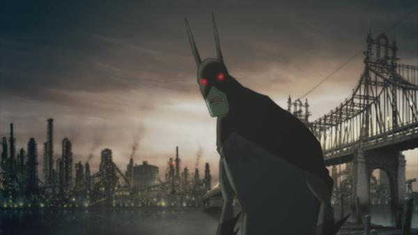Deranged Batman wallpaper