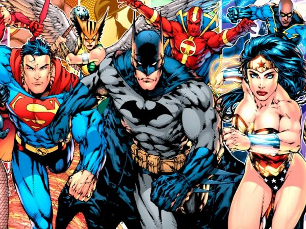 Batman Justice League