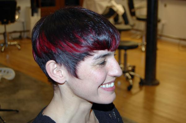 Red-Black-Hairstyle