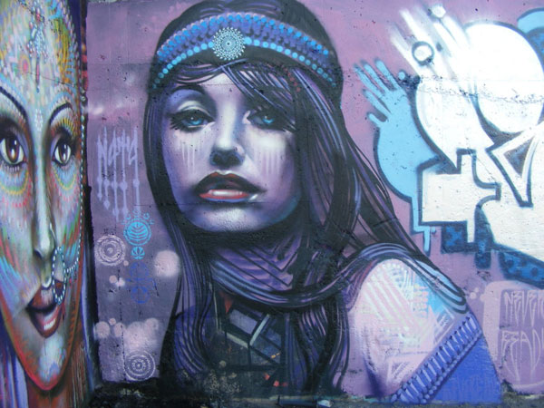 expanding headband 30 Great Examples of Graffiti Art