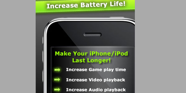 battery boost 30 Top Free Apps For iPod Touch