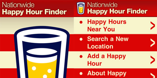 happy hour finder 30 Top Free Apps For iPod Touch