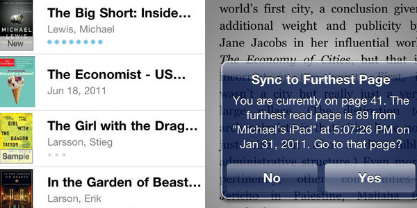 kindle 30 Top Free Apps For iPod Touch