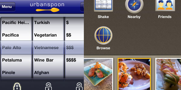 urbanspoon 30 Top Free Apps For iPod Touch
