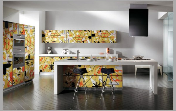 italian kitchen cabinet 30 Superb Kitchen Cabinets Design