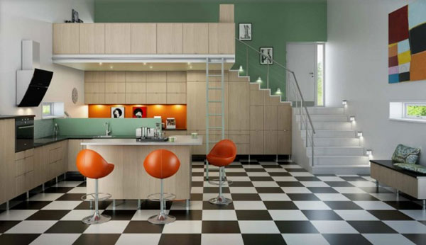 kitchen design 30 Superb Kitchen Cabinets Design