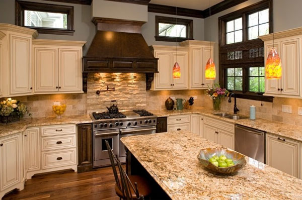 traditional kitchen cabinet 30 Superb Kitchen Cabinets Design