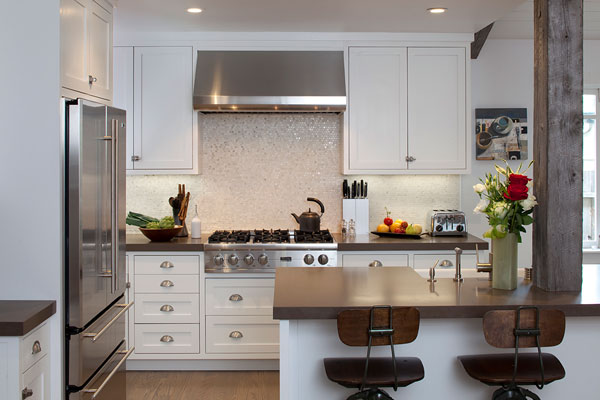 white kitchen cabinet 30 Superb Kitchen Cabinets Design