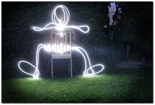 forgot 50 Great Examples Of Painting With Light