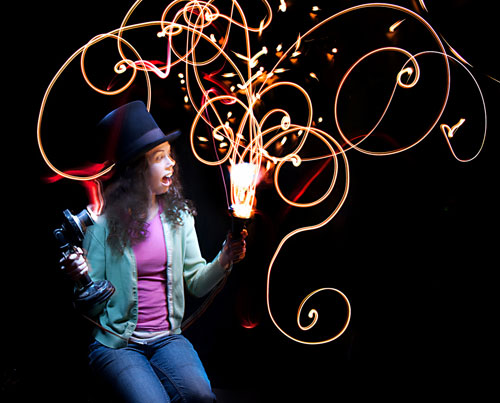 phcall 50 Great Examples Of Painting With Light