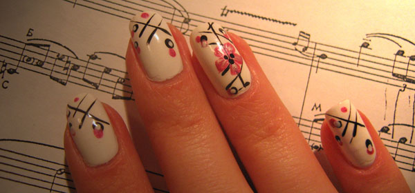 nail art 25 Really Beautiful Nail Art Designs