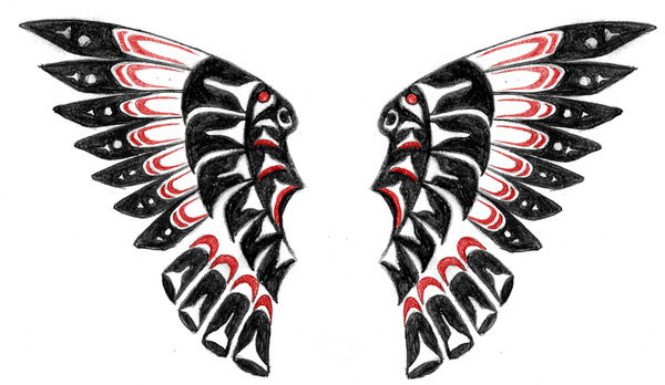 Native American Wings