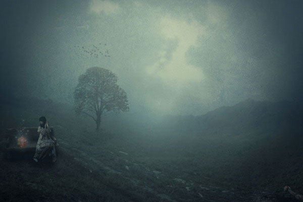 moody landscape 30 Killer Free Photoshop Tutorials