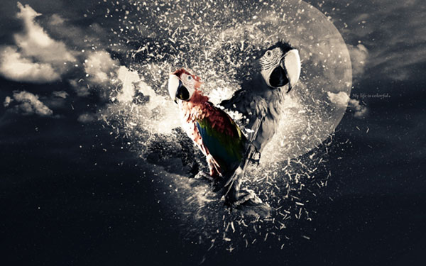photo manipulation 30 Killer Free Photoshop Tutorials