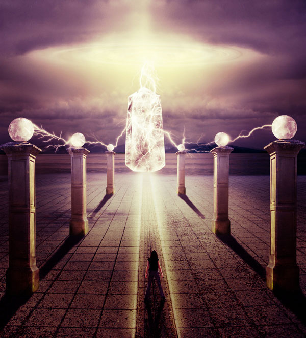 The Released: Create a Dark and Surreal Photo Manipulation
