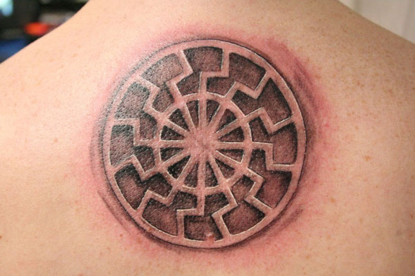 Black Sun Tattoo