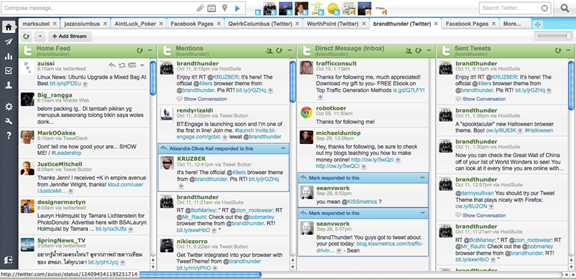 hootsuite 10 Twitter Tools For Different Types of Users
