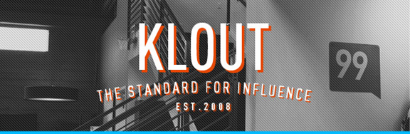 klout 10 Twitter Tools For Different Types of Users