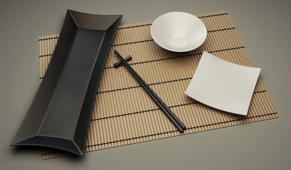 How to model a Chinese Table Set with 3ds Max
