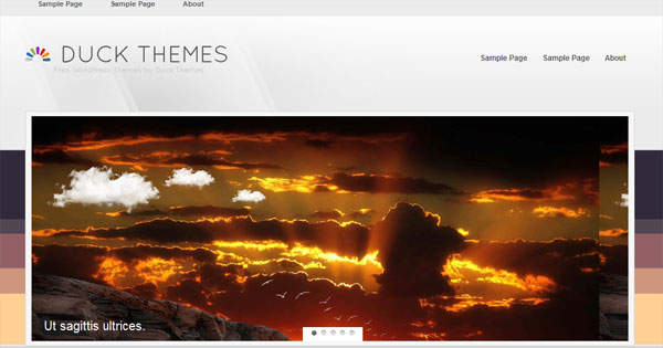 erays 25 Best WordPress Themes For Artists