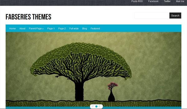 hector 60 Free Premium WordPress Themes Of All Time