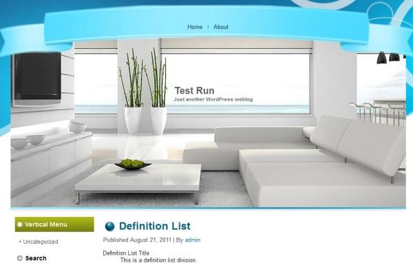 interior 305 60 Free Premium WordPress Themes Of All Time