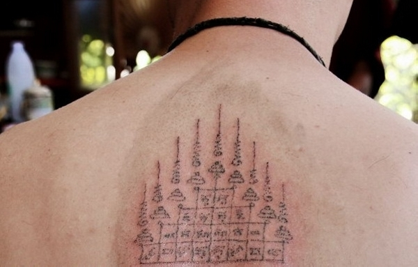 gao yord tattoo 15 Peaceful Buddhist Tattoos