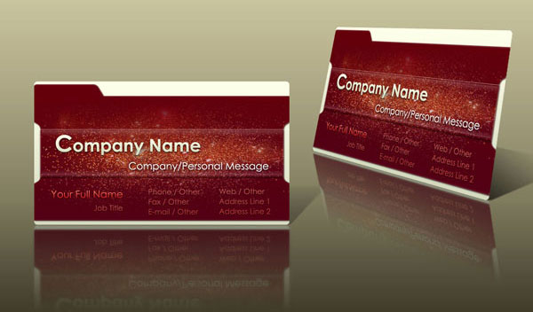 Design a business card in photoshop tutorial